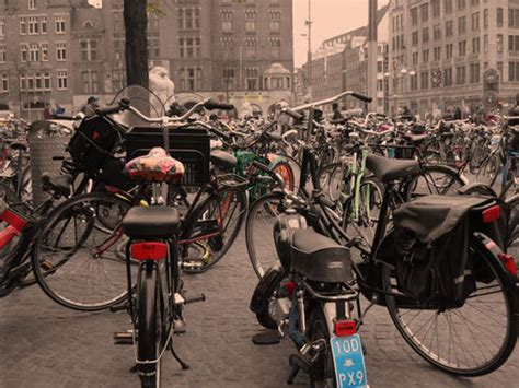 Amsterdam Who Wants To Be A Millionaire by Friday Fact Bicycles In Amsterdam Ef Tours Travel