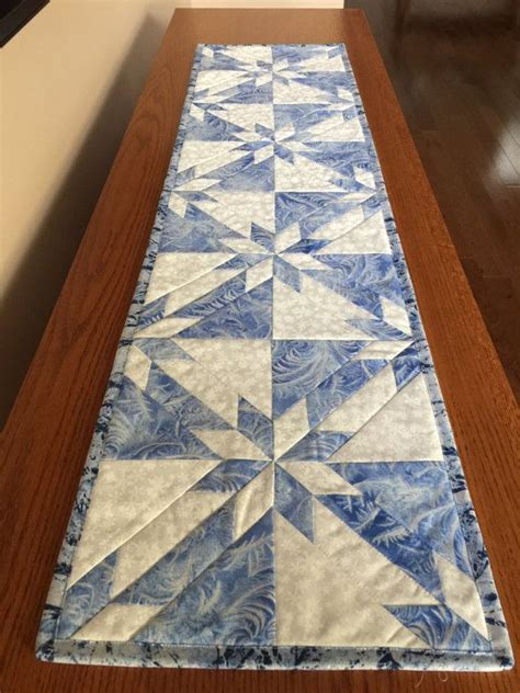 Patchwork Table Runner Pattern - hunters table runner the pattern maybe i need