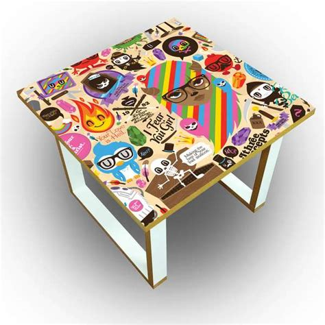 Graffiti Furniture by Graffiti Furniture Jthree Concepts