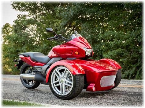 Henza Trijee by Honda Goldwing Trike Harley Davidson Trike Specialists