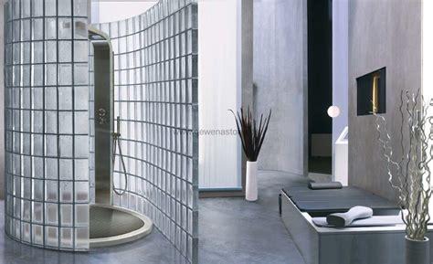 Glasbausteine Badezimmer by Glasbausteine Mattone Kreative W 228 Nde Aus Kristallglas