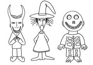 Coloring pages grown ups photos of nightmare before christmas coloring