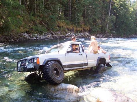 1986 jeep comanche lifted lifted jeep comanche 4x4 build ideas truck pics