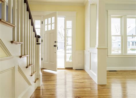 feng shui tips for a staircase facing front door - Feng Shui Stairs Front Door