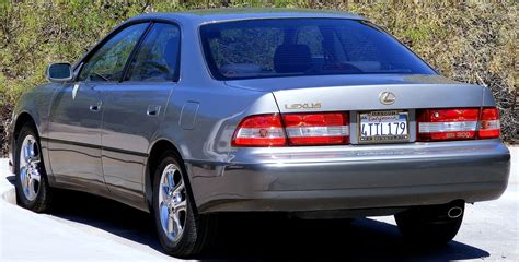 2001 Lexus Es 300 Information And Photos Momentcar