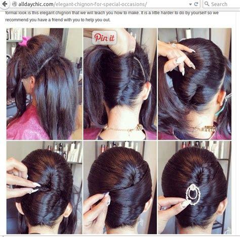gambar tutorial sanggul rambut pendek cara sanggul rambut panjang sendiri cara sanggul modern