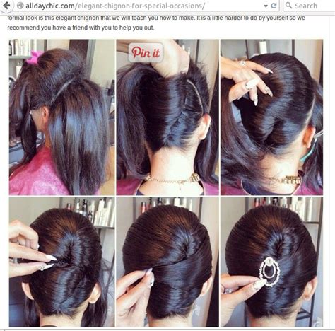 Tutorial Rias Rambut Simple | cara menyanggul rambut yg cantik cara menyanggul rambut yg