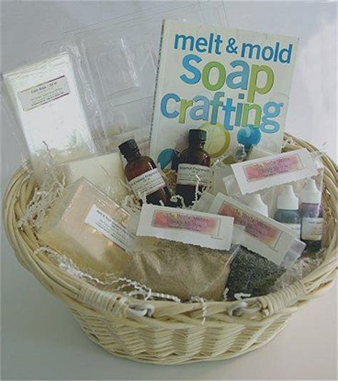 Handmade Soap Gift Baskets - 1000 images about soap gift basket on soaps