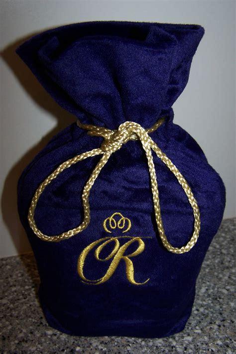crown royal bag colors crown royal special reserve purple velour velvet bag