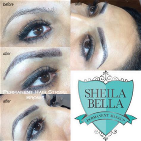 eyeliner tattoo fresno ca microblading brows sheila bella permanent makeup and