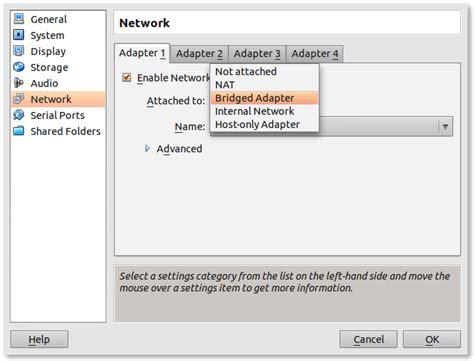 Ubuntu Setup Nat Server | can t ping from virtualbox ubuntu server nat connection