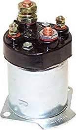 Aq311 M solenoids starters omc inboards basic power