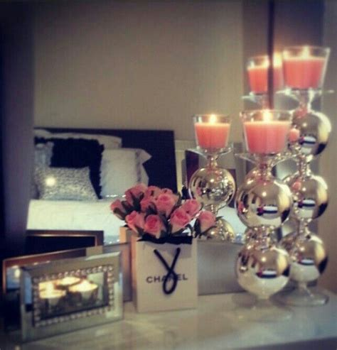 Chanel Decorations by Chanel Decor Candles Lanterns
