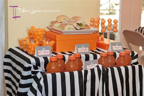 Basketball Themed Birthday Decorations by 1000 Images About March Madness On