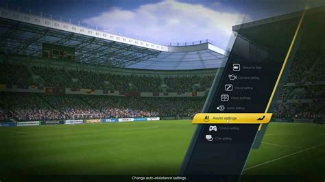tutorial fifa online 3 fifa online 3 tutorial 3 game settings youtube