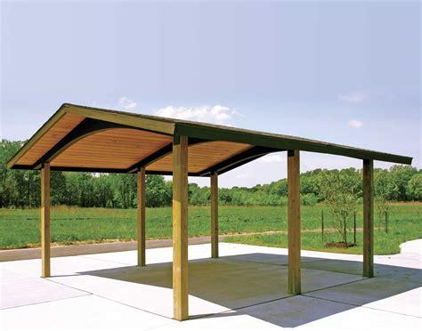pavillon pavillion wood single roof rectangle pavilions