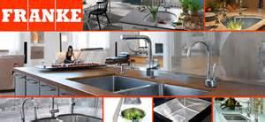 Kitchen Faucets By Moen bu franke sinks franke faucets franky fireclay sinks