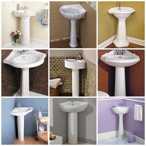 corner pedestal sinks for small bathrooms 1000 ideas about corner pedestal sink on pinterest