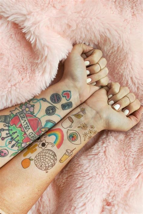 how to get henna tattoo off how to make temporary tattoos a beautiful mess bloglovin