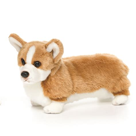 puppy stuff corgi large 11 inches puppy stuffed animal by nat and jules 00050 ebay