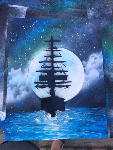 spray painting sky spray paint pirate ship with the sky ebay