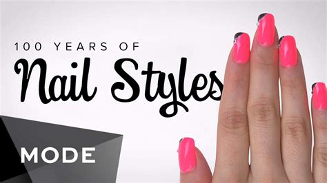 Fashion Nails by 100 Years Of Fashion Nails Glam