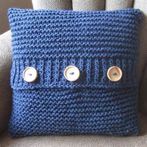 Free Knitting Patterns For Cushion Covers Uk 25 Best Ideas About Knitted Pillows On