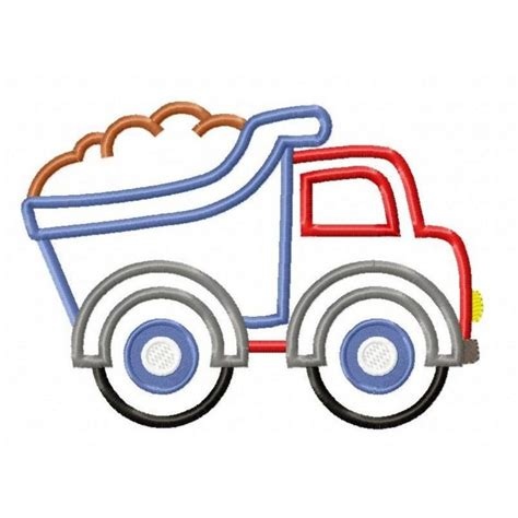 Dump Truck Applique Embroidery Design by 17 Best Bike Duik Images On Cycling Drawings