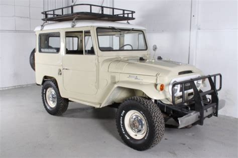 1970 toyota land rover 1966 toyota land cruiser fj40 everything seemed so much
