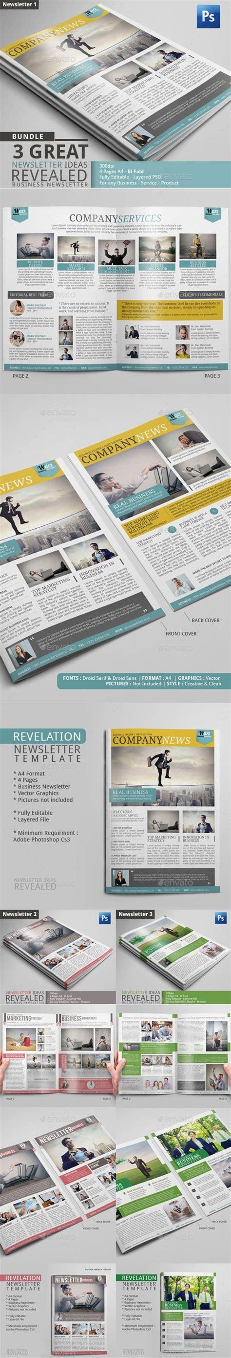 21 Best Ideas About Newsletter Exles Adobe Photoshop On Pinterest Newsletter Templates Print Newsletter Templates Photoshop