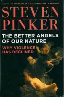the better of our nature steven pinker reading subtly the self righteousness instinct steven
