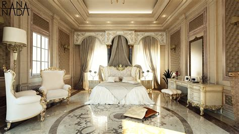 Royal Bedrooms by Royal Master Bedroom On Behance