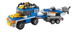Lego Truck Lego Creator Transport Truck 5765 My Lego Style