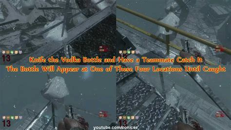 Dead Calling vodka locations quot call of the dead quot zombies co op easter