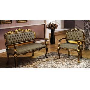 style sofa and chair furniture antique