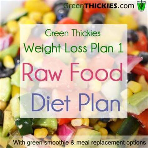 Going Vegan Detox Symptoms by Green Thickies Healthy Meal Plans For Weight Loss 1
