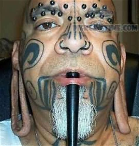 extreme tattoo piercing prices extreme face tattoos and piercings