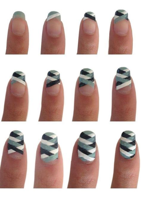 nail art design tutorial videos how to make lovely nail art step by step diy tutorial