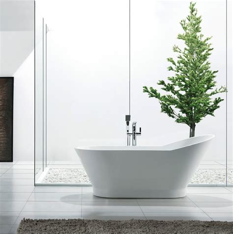 4 foot 6 inch bathtub jade bath zen 5 feet 6 inch elliptical freestanding non
