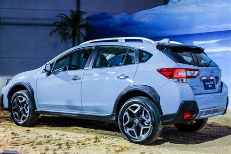 2017 subaru xv philippines motor image launches all new 2018 subaru xv in asia auto