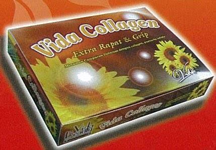 Sabun Collagen Vida trisya anggun ツ vida collagen