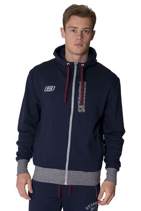 Jacket Jaket Hoodie Hoodies Sweater Cowok Pria Casual Rqc017 Zota skechers mens sweat hoodie casual zip up hoody coat contrast hooded jacket s ebay