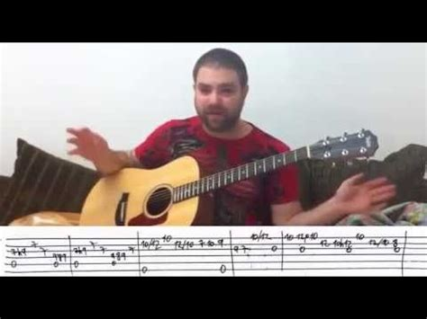 tutorial fingerstyle youtube one hour forty five minutes fingerstyle tutorial