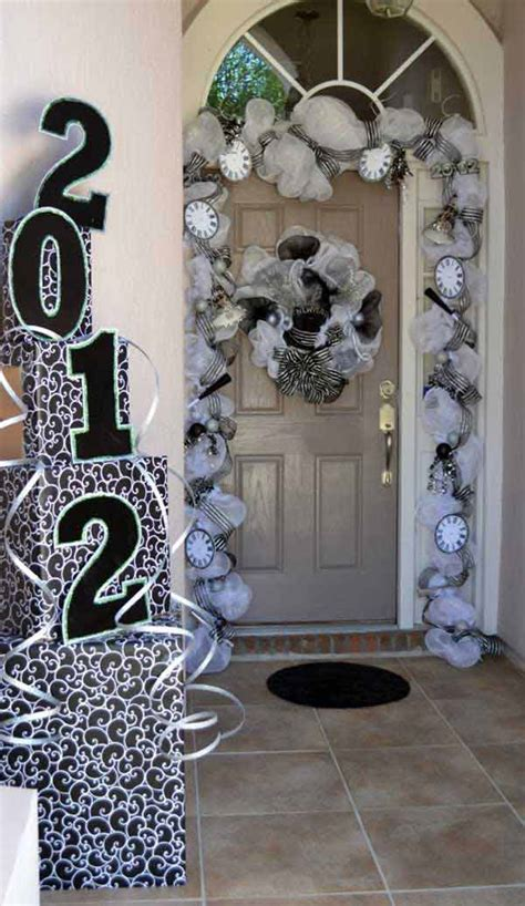 New Year Home Decoration Ideas by Top 32 Sparkling Diy Decoration Ideas For New Years