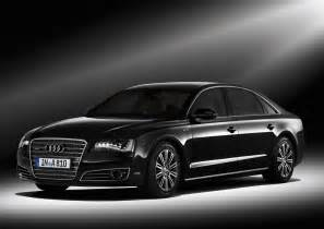 Audi A8 Luxury The Armored Luxury Car From Audi Audi A8 L Security