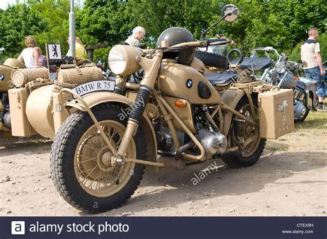 Bmw Motorrad R75 by Military Motorcycles Bmw R75 Stock Photo 49500461 Alamy