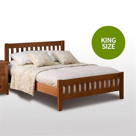 rustic king size bed 50 off rustic oak king size bed westbury