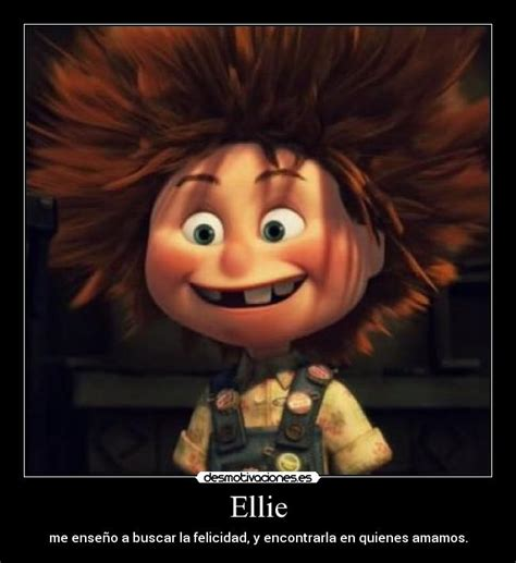 imagenes de up carl y ellie viejitos de up con frases imagui