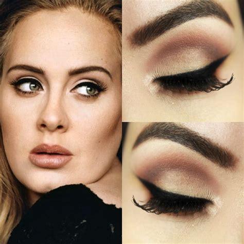 Makeup Adele adele s makeup artist shows you the way to do