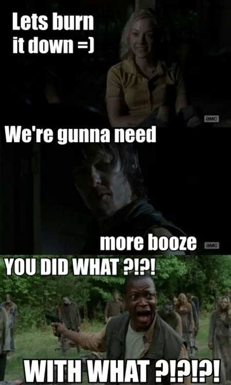 Funny Walking Dead Memes - the walking dead funny picture compilation 33 pics
